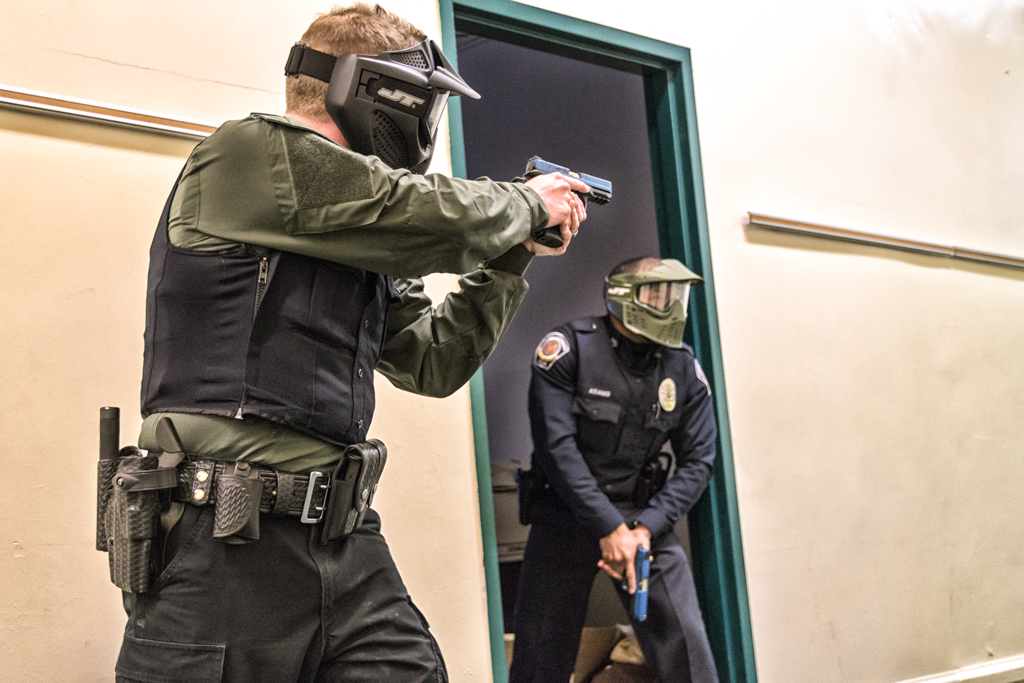Carlow University Police Department Active Shooter Training